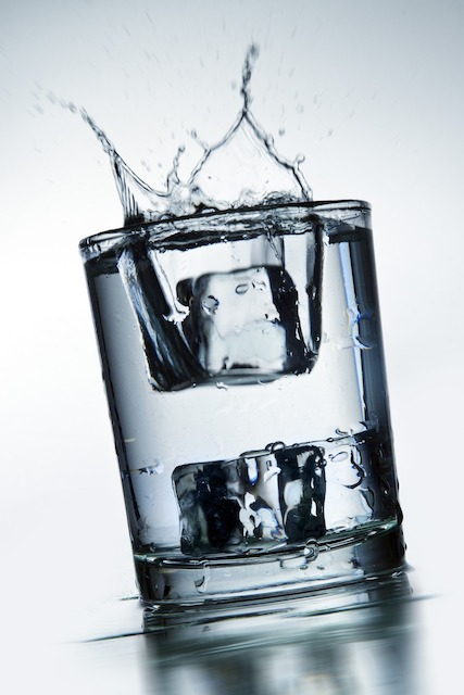 image of clean drinking water